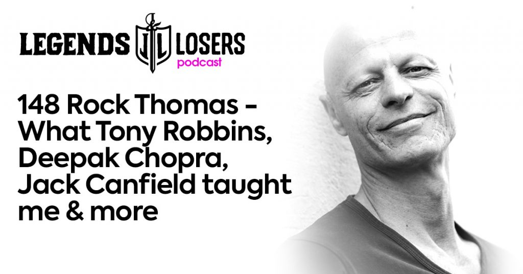 Legends and Losers Rock Thomas