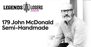 John McDonald on Legends and Losers