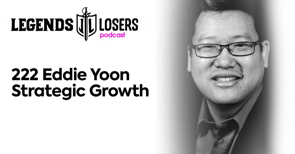 Eddie Yoon Strategic Growth Legends and Losers