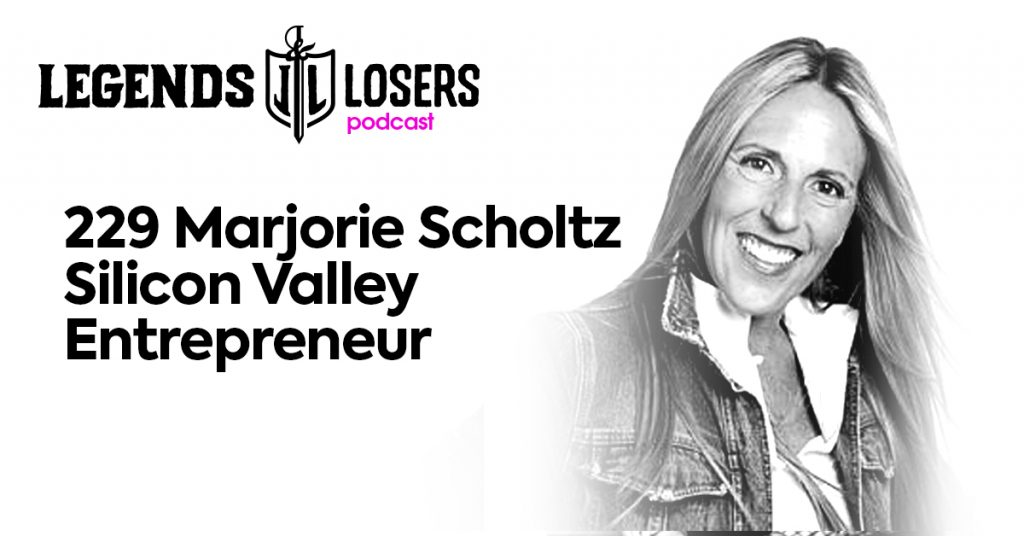 Marjorie Scholtz Silicon Valley Entrepreneur Legends and Losers