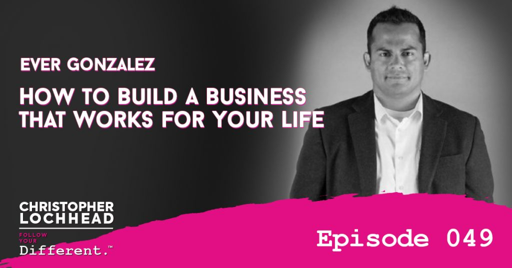 How to Build a Business that Works for your Life Follow Your Different™ Podcast