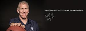 Bill Walton on Follow Your Different