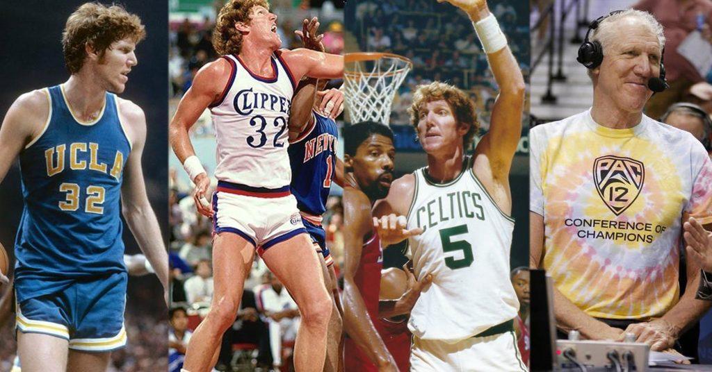 NBA Legend Bill Walton: Positivity Is The Most Powerful Force