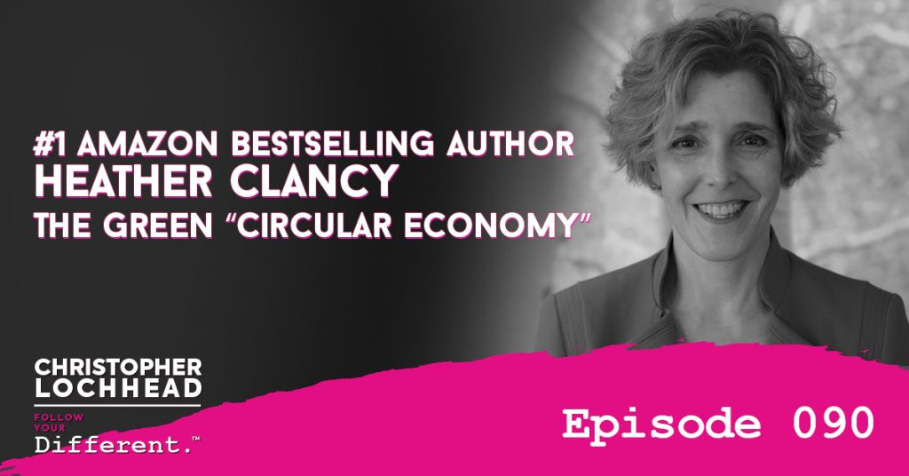 "090 The Green ""Circular Economy"" w/ #1 Amazon Bestselling Author"