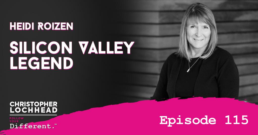 115 Heidi Roizen Silicon Valley Legend