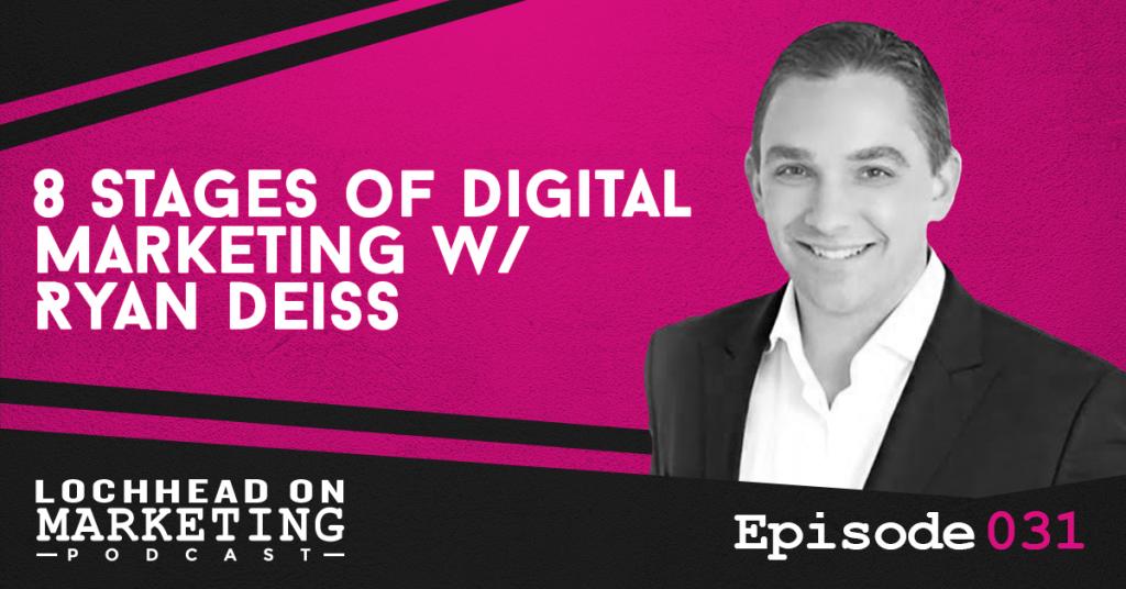 8 Stages of Digital Marketing w/ Ryan Deiss