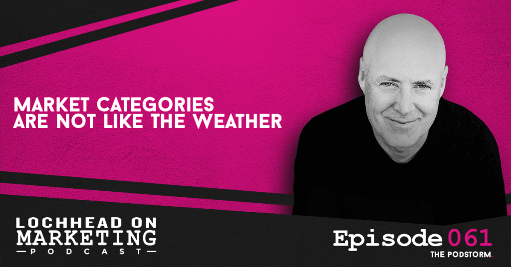 061 Market Categories Are Not Like The Weather