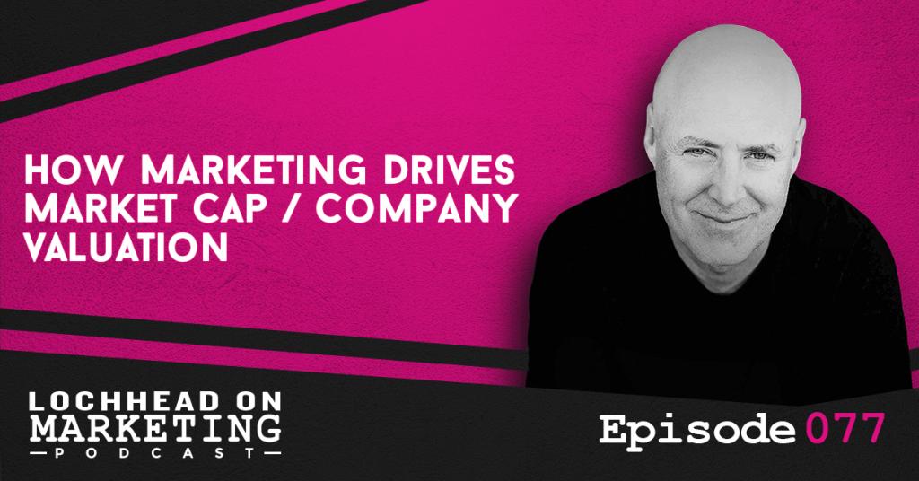 077 How Marketing Drives Market Cap / Company Valuation