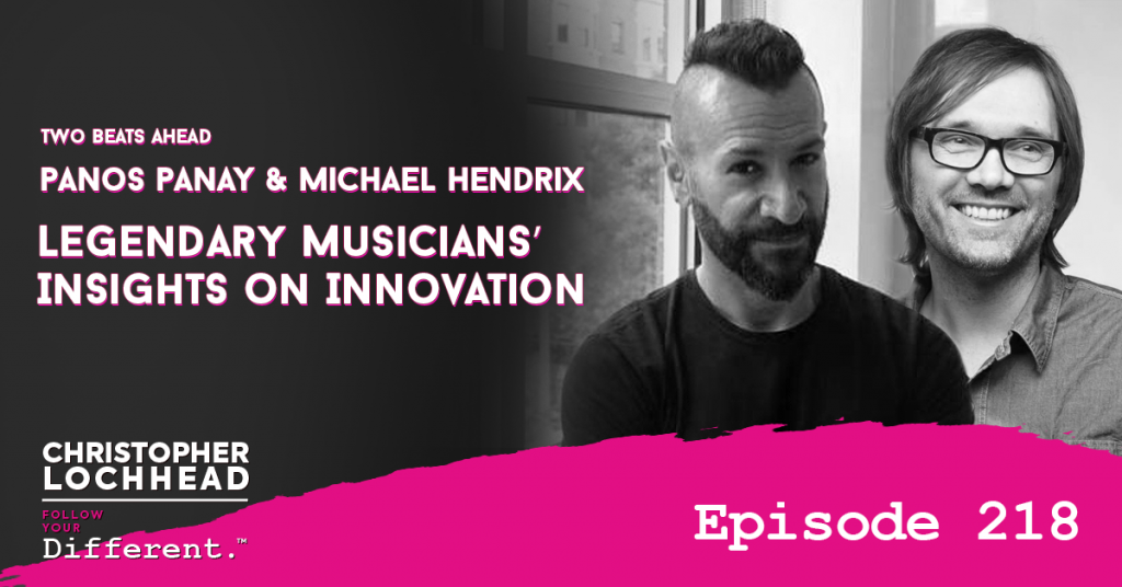 FYD - Episode 218 Panos Panay and Michael Hendrix