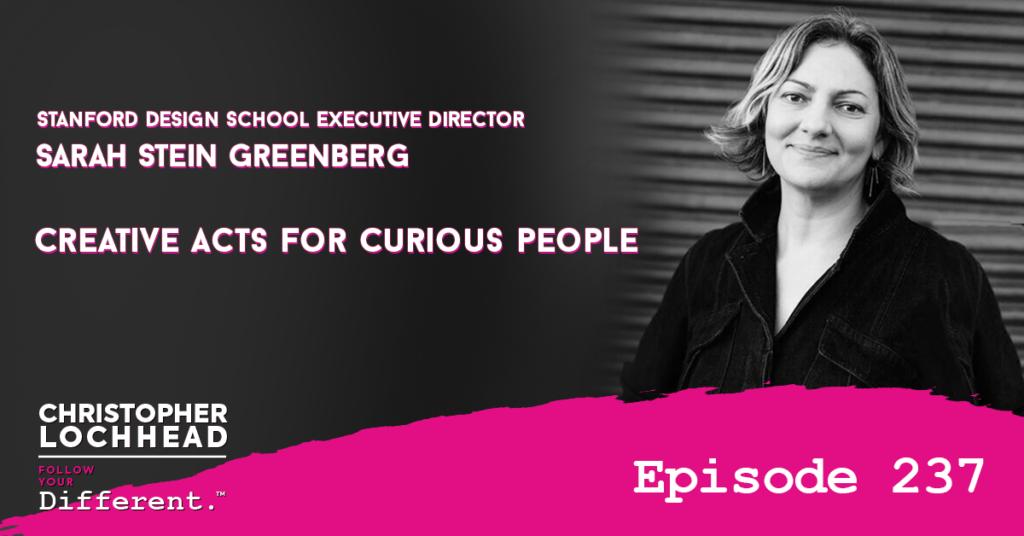 FYD - Episode 237 Sarah Stein Greenberg